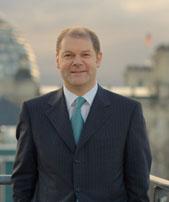 Bundesarbeitsminister Olaf Scholz, MdB